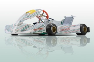 Chassie Tony Kart Racer 401R OK/125 cc - Chassie Tony Kart Racer 401R OK