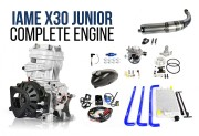 IAME X30 motor komplett