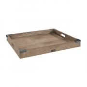 SQUARE KINGS ROAD TRAY VINTAGE