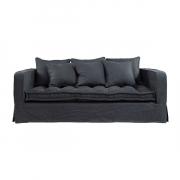 GREENWICH Sofa 2,5-s Linen Indigo