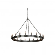CROWN CEILING LAMP MEDIUM