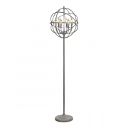 ROME CHANDELIER FLOORLAMP STEEL