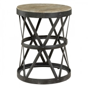 ELMWOOD EAST SIDETABLE ROUND