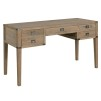 VERMONT WRITINGDESK - WEATHERED OAK