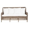ESTELLE SOFA 3-s KUBU SLIMIT GREY