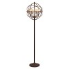 ROME CHANDELIER FLOOR LAMP