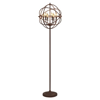 ROME CHANDELIER FLOOR LAMP -