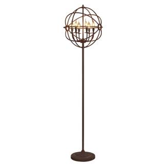ROME CHANDELIER FLOOR LAMP -