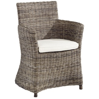 CHICAGO ARMCHAIR - Kubu Grey