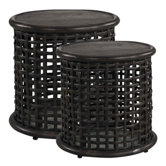 NEST SIDETABLE 2 SET -