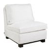 TOWN ARMCHAIR - Tobago white
