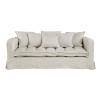 GREENWICH Sofa Linen Sand 2,5-s
