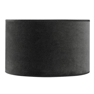 CYLINDER SHADE SMALL - Azimut anthracite