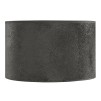 CYLINDER SHADE SMALL - Grey suede