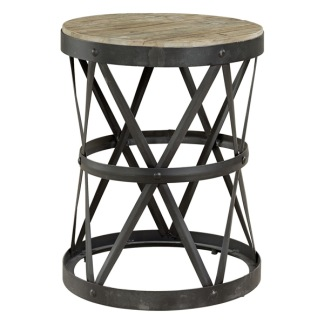 ELMWOOD EAST SIDETABLE ROUND -