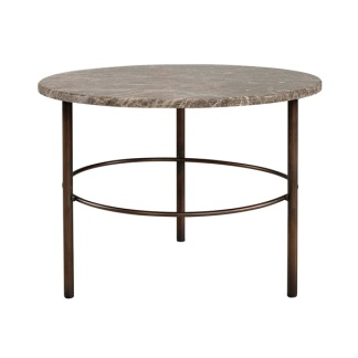 FREDO MARBLE COFFEETABLE / SIDETABLE SMALL -