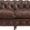 KENSINGTON SOFA 2,5-S VINTAGE LEATHER CIGAR