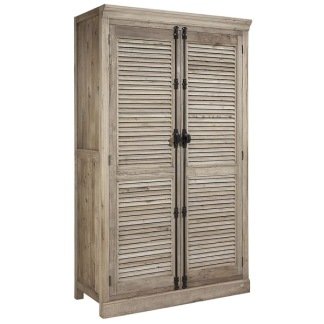 ELMWOOD CLOTHING CABINET DOUBLE DOOR -