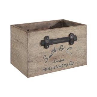 SMITH & CO BOX JAVA OAK -