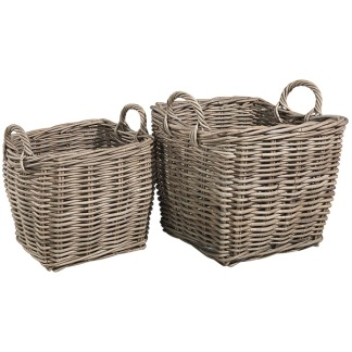 SQUARE BASKET LOW -