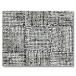 DENIM PATCH CARPET - w 70 x l 140 cm