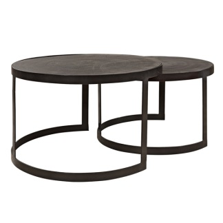 ALANSO COFFEETABLE 2-SET -