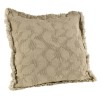 AVALON BEIGE CUSHION - 50x50 cm