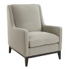 DORSET ARMCHAIR - Steel Grey