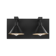 ANZIO WALL LAMP DOUBLE