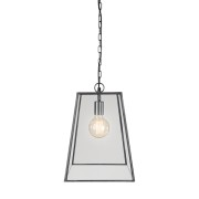 SLIM CITY BLACK CEILINGLAMP