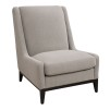 HARMONY LOUNGECHAIR - Steel Grey