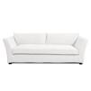 STAFFORD SOFA 3-SEAT - Tobago white