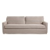 GUILFORD SOFA 3-SEAT - Linen sand