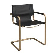 GIANNI DINING ARMCHAIR COPPER