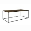MILLE COFFEE TABLE - Vintage Brass