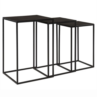 NOVA SIDETABLE BLACK -