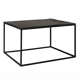 MILLE SIDETABLE/COFFEE TABLE - Black