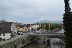 The pretty town of Appenzell