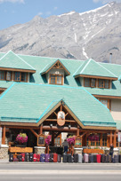 Our Hotel in Banff