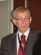 Robin Irvine, chairman of the UK society.