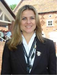 Marcia Dutra de Barcellos. Photo courtesy of the UK society.