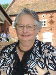 Jan Wills, Secretary General of the World Hereford Council. Photo courtesy of the UK society.