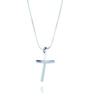 MIDI CROSS PENDANT