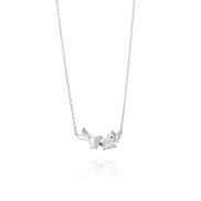 LITTLE MISS BUTTERFLY AIR NECKLACE