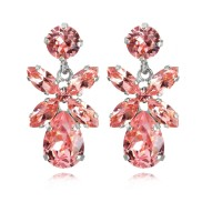 Mini Dione Earrings / Light Rose