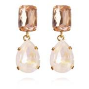Lydia Earrings / Light DeLite Light Peach