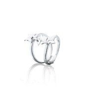 BUTTERFLY LOVE RING