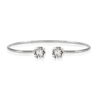 Classic Petite Bracelet / Crystal
