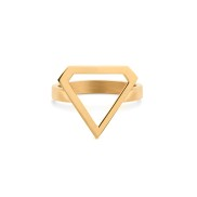 SUPER DIAMOND RING BRONZE