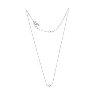 MORNING DEW PETITE NECKLACE - MORNING DEW PETITE NECKLACE